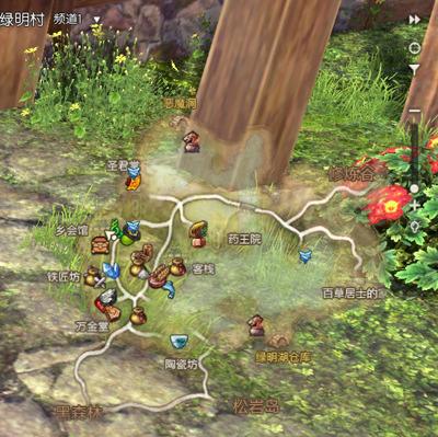 atc: 地图-剑灵官方网站-腾讯游戏;