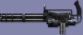 加特林机关枪