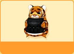 老虎背包(30天)