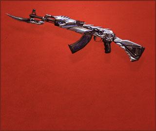 AK47-无影(永久)