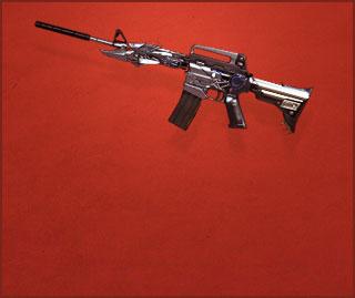 M4A1-雷神(永久)
