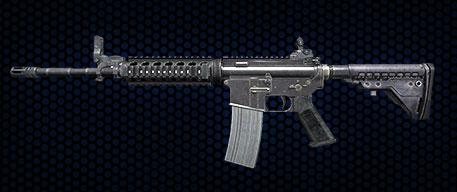 执行任务推荐配装:M4A1
