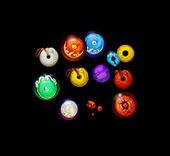 增加装备属性宝石