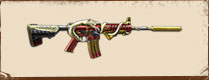 AR15-黑曼巴(7天)