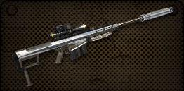 巴雷特M107