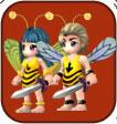 小蜜蜂套装
