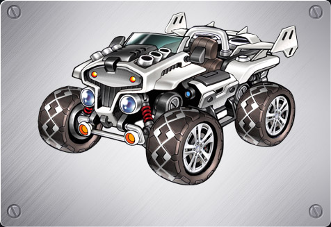A车纪念版白银雷诺