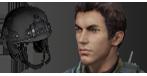 OPS防弹头盔