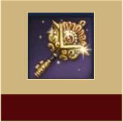 聚灵阁黄金钥匙*10