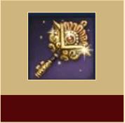 聚灵阁黄金钥匙*2
