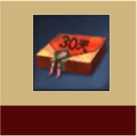 服饰箱(30天)*1