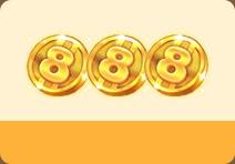 八岁生日币*7300