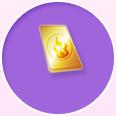 黄金卡片*5