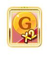 G币卡*1个
