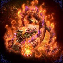 龙灵透视图片_十二星座代表的妖怪