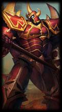 龙骑士 莫德凯撒
