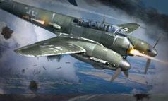 第九课 轰炸机、攻击机入门