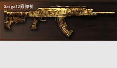 Saiga12散弹枪