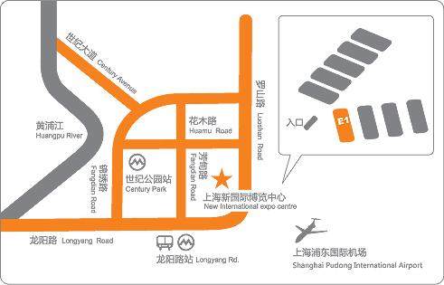 腾讯游戏嘉年华:活动交通指引