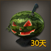 西瓜头盔(30天)