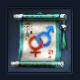 性别变换券