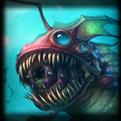 深海怪鱼 克格'莫