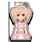 粉恋蔷薇套装