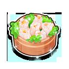 鲜虾烧麦(25个)