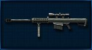 Barrett M82A1(7天)