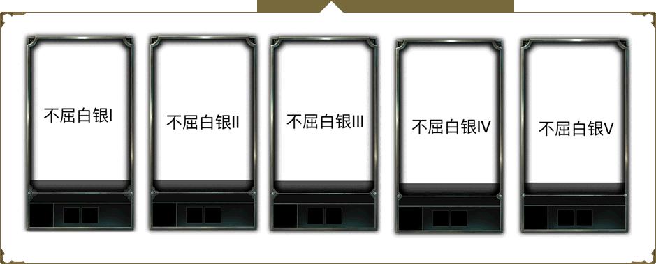 游戏载入界面边框(分等级标志)