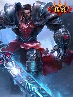 死亡骑士 盖伦