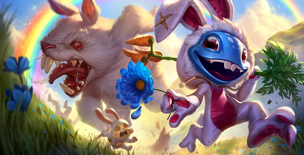 兔宝宝 菲兹