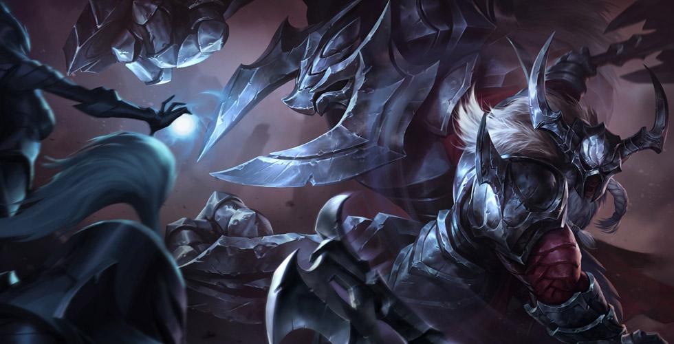 黑暗骑士 阿利斯塔