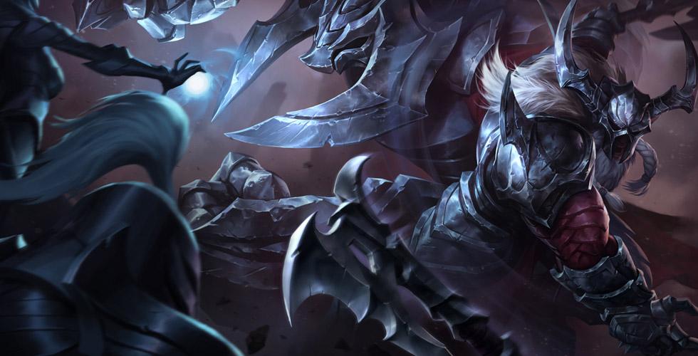 黑暗骑士 奥拉夫