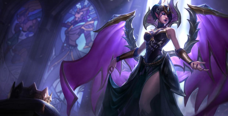 胜利女神 莫甘娜
