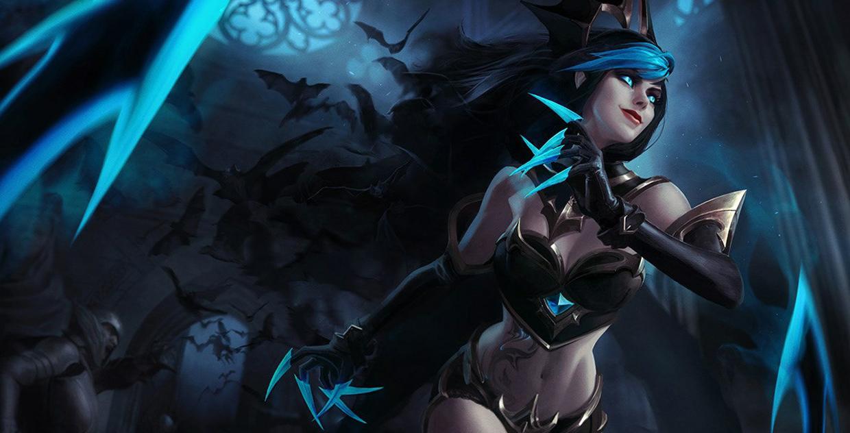 黑暗女王 伊芙琳