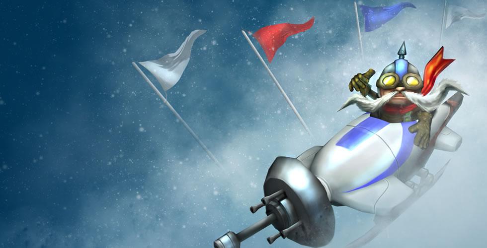 雪橇速滑 库奇