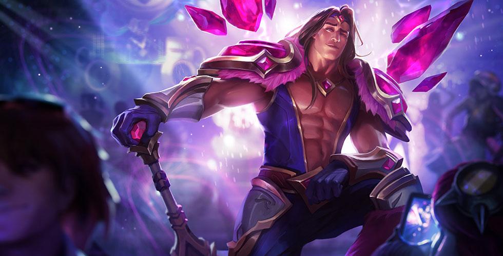 紫水晶意志 塔里克