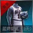 蓝网银狐(3天)