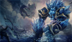 冰川巨兽墨菲特
