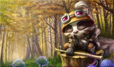 密林猎手提莫