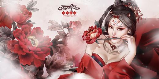 【壁纸】QQ西游新年壁纸华丽出炉啦!