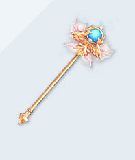 美人鱼精灵手杖