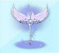天使之翼手杖 qq飞车天使之翼手杖黄金神兽头饰和挂饰怎么高清图片