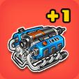 引擎装置+1(1个)