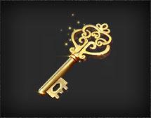 礼盒钥匙x1