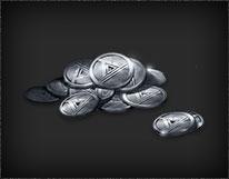 银币x200