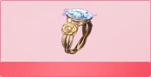 幸福花海戒指