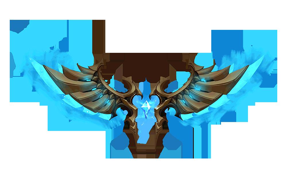 翅膀素材picsart 地裂