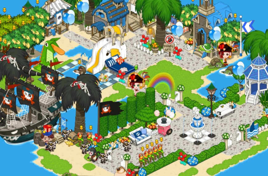 qq天堂岛-网页游戏-腾讯游戏